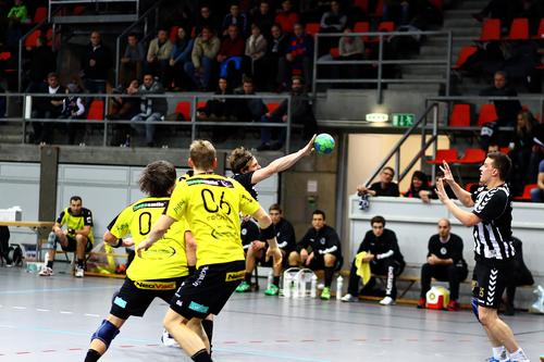 Das Leben eines professionellen Handballspieler